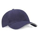 B65 Heavy brushed cotton pro-style cap